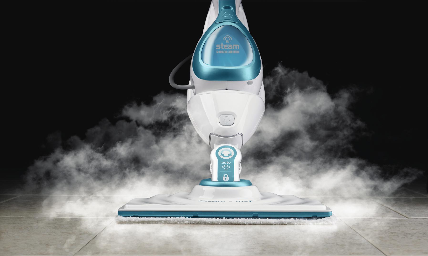 Steam Cleaning to Get Sparking Hardwood Floors Which Are