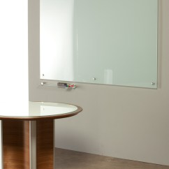 Kitchen Whiteboard White Buffet How To Have Easy And Tidy Office With Glass