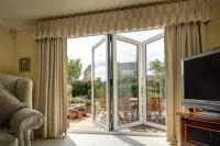Window Valance for Sliding Door that will Present
