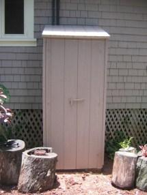 Water Heater Outdoor Enclosure