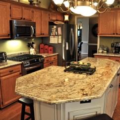 Countertops For Kitchen Dornbracht Faucets 5 Favorite Types Of Granite Stunning