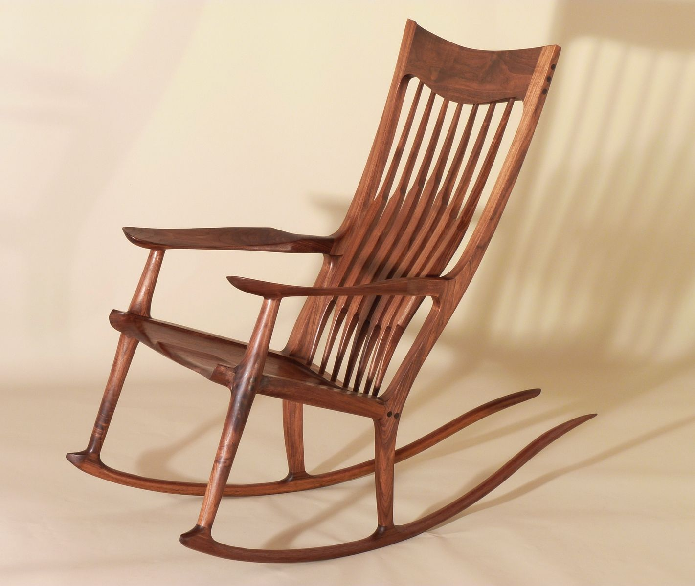 Rockin Chairs Mission Style Rocking Chair History And Designs Homesfeed