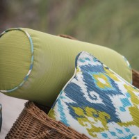 Outdoor Bolster Pillows: Creating an Instant Decor to ...