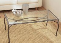 Glass and Metal Coffee Tables | HomesFeed