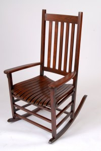 Antique Mission Rocking Chair | Antique Furniture