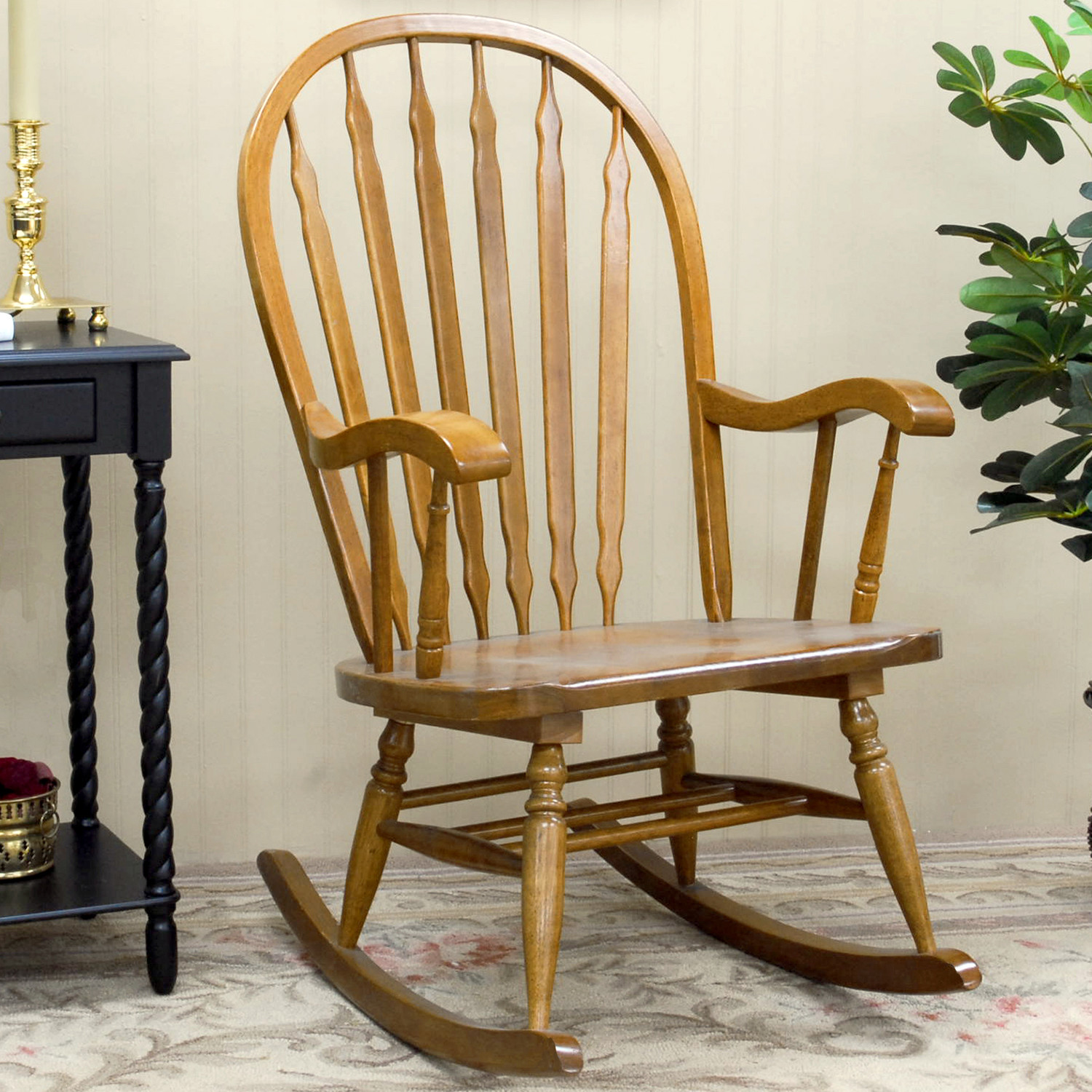 Rocking Chairs Mission Style Rocking Chair History And Designs Homesfeed