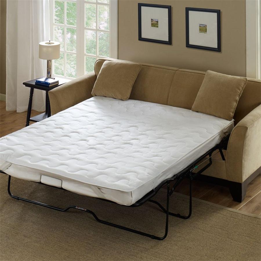 mattress topper for sleeper sofa