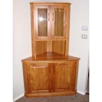 Corner Dining Room Hutch Storage Ideas | HomesFeed