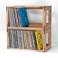 Record Storage Ideas | HomesFeed