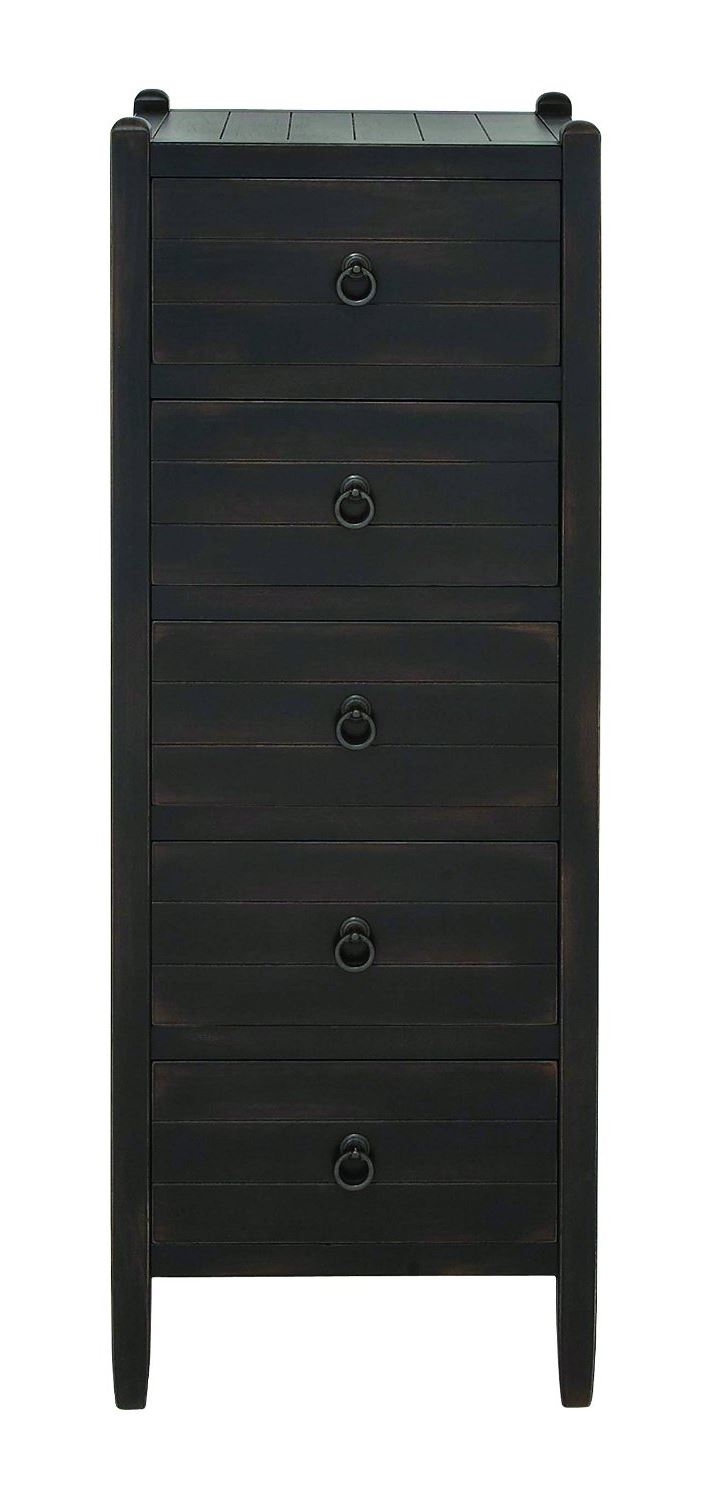 Black Tall Dresser Ideas that Will Improve Your Interior with Best Treatment  HomesFeed