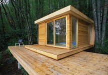 Small Lake House Architecture Designs Ideas