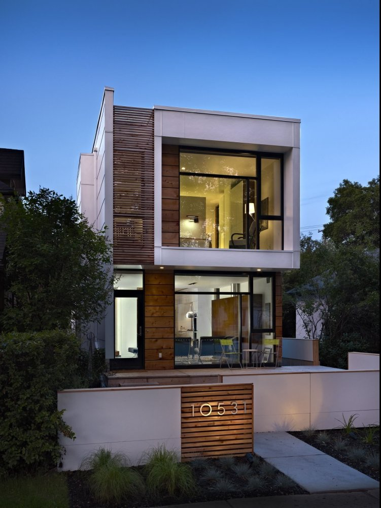 Modern House Design For Small Lot Modern House