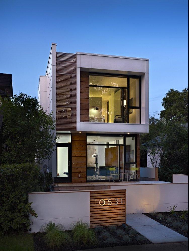 Modern House Design For Small Lot Modern House