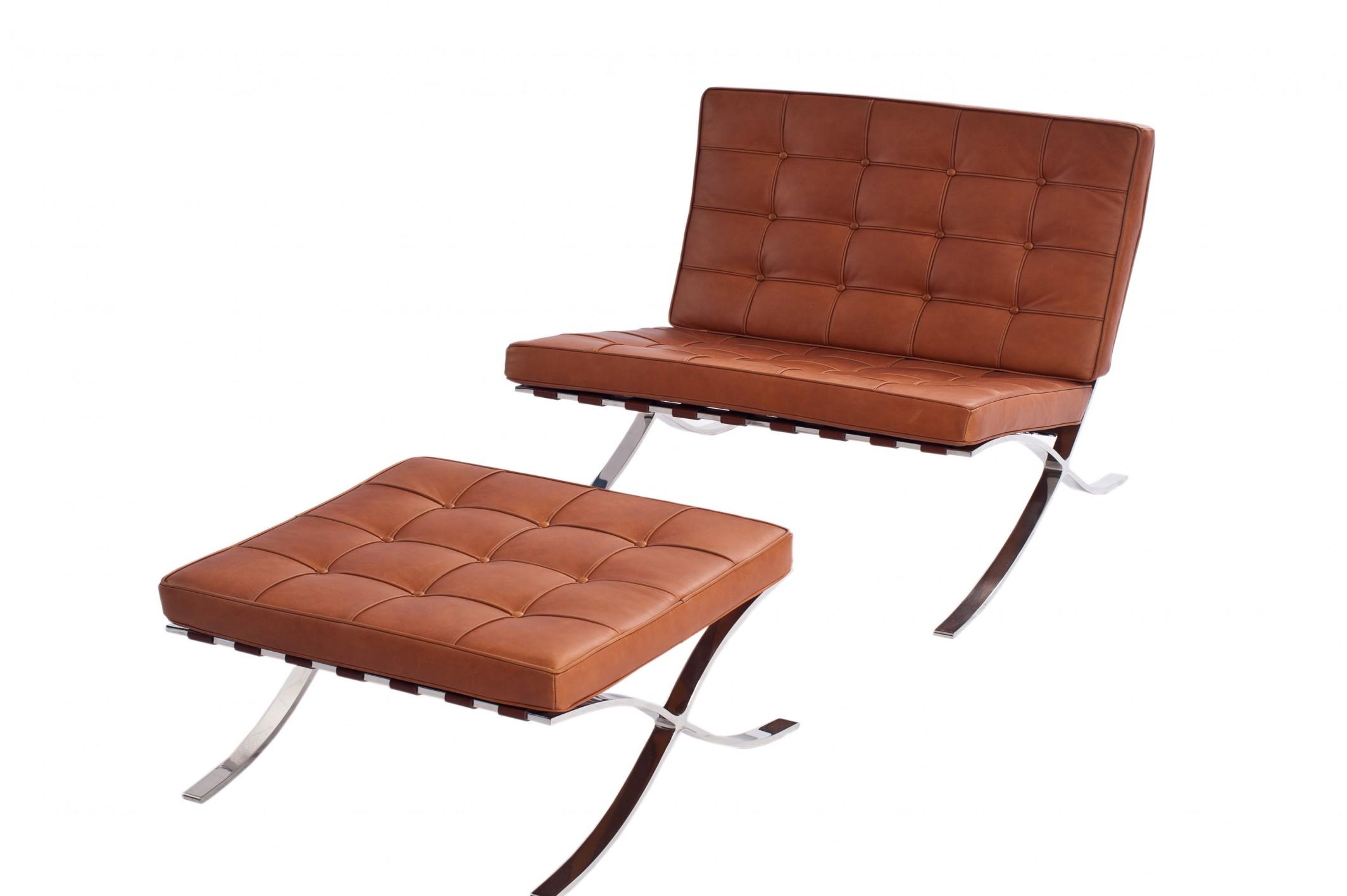 Barcelona Chair Dimensions  HomesFeed