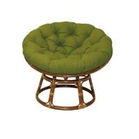 Round Bamboo Chair