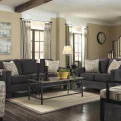 Living Room Ideas With Brown And Black Furniture 3 Piece Set Canada Homesfeed Sofas Lamps Pillows Table Rug Curtains Clock