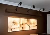 Wall Mounted Track Lighting: Distinctive Style Lighting ...