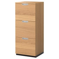 Wood File Cabinet Ikea | HomesFeed