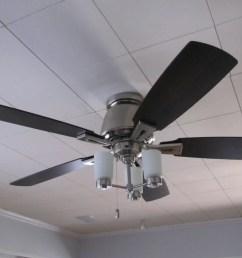 ceiling light fan grey steel white [ 1600 x 1200 Pixel ]