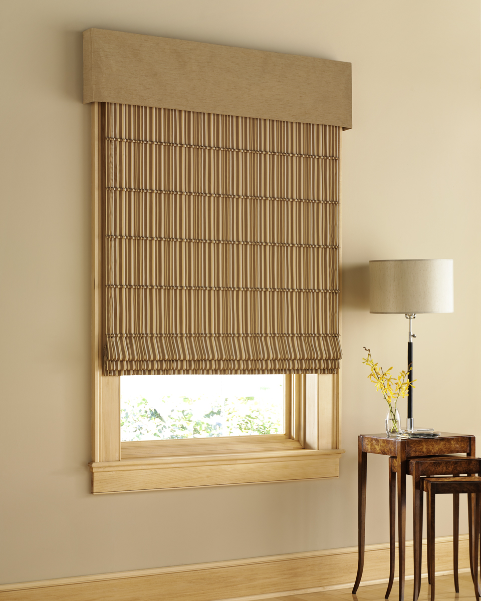 Installing Outside Mount Roman Shades At Ease HomesFeed