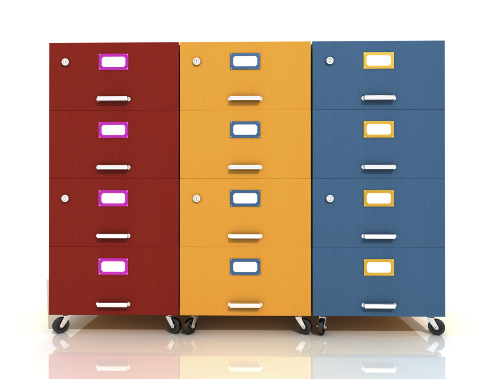 Decorative Filing Cabinets: for Both Style and Function