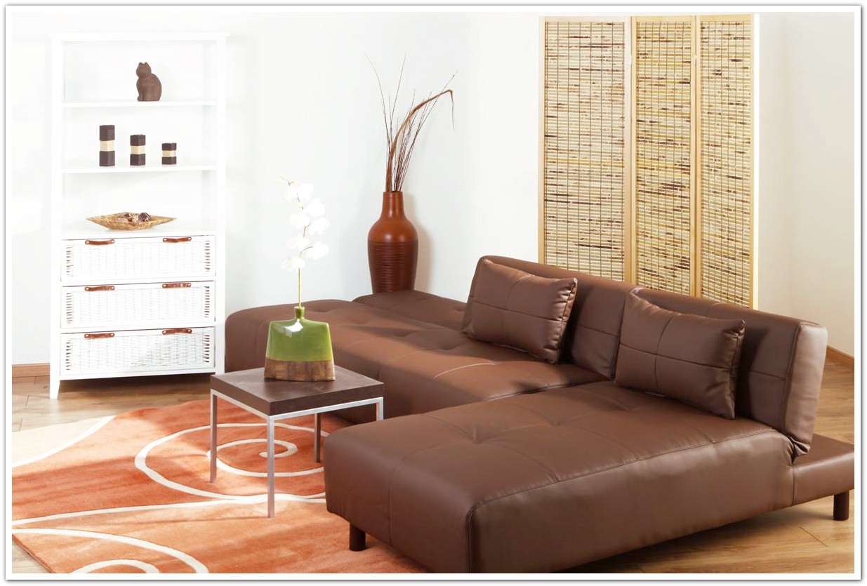 rugs to go with brown leather sofa big back pillows best room design that worth achieve homesfeed