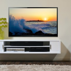 Small Flat Screen Tv For Kitchen Chimney Wall Cabinets Offering Space Saving