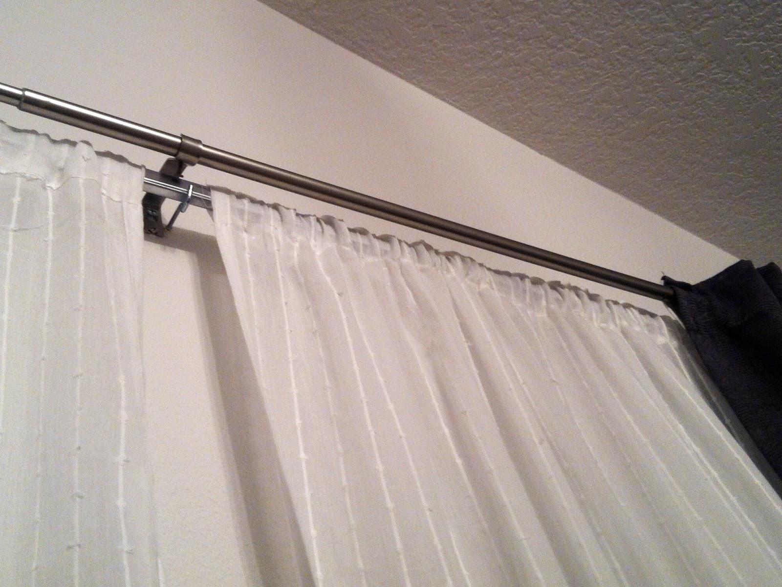 Tension Curtain Rods Ikea  HomesFeed