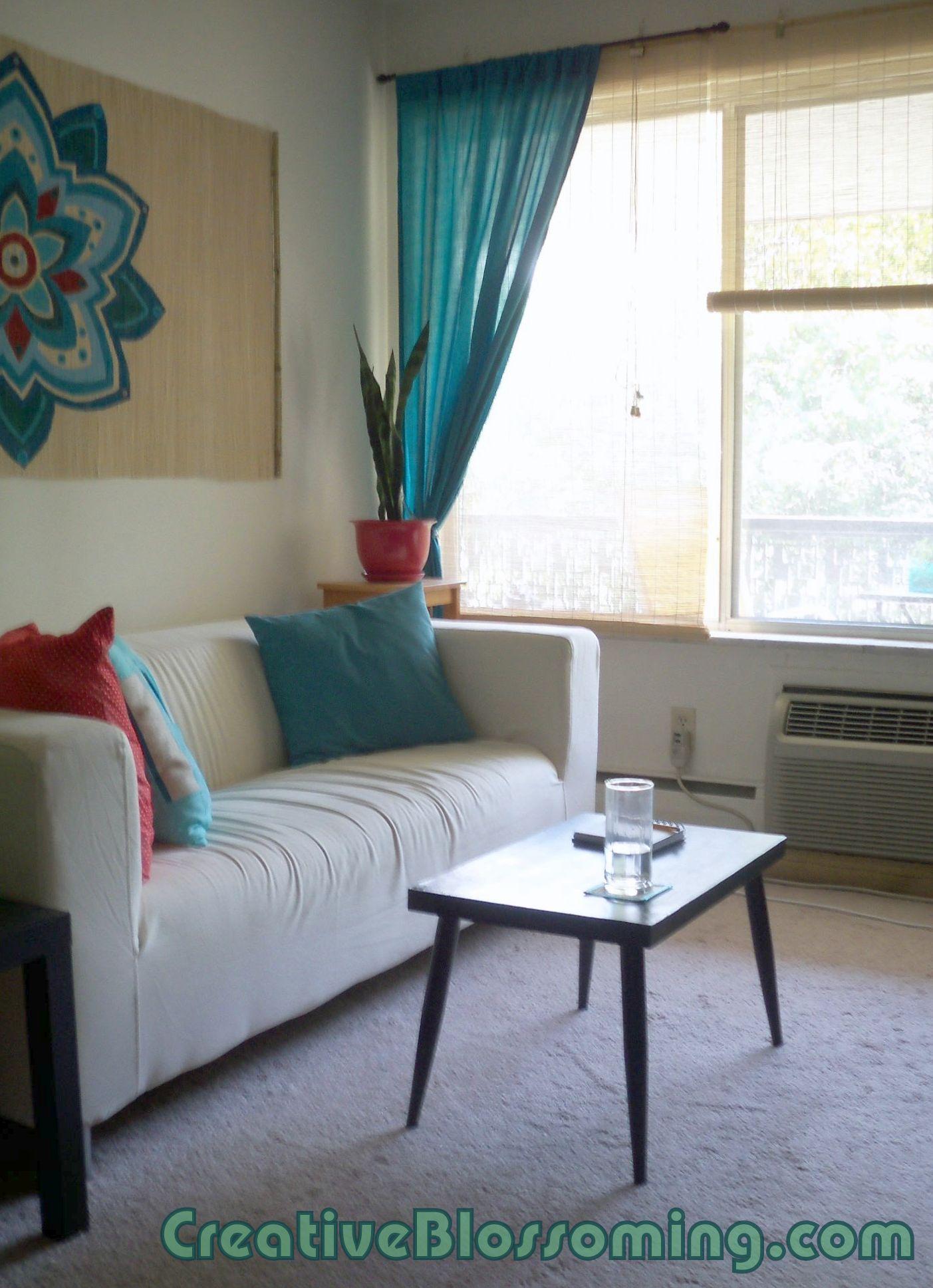 Turquoise Living Room Design HomesFeed