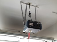 Low Profile Garage Door Opener