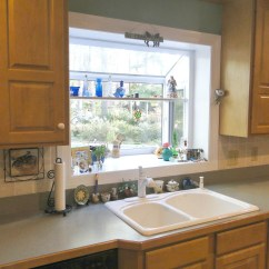 Shelf Above Kitchen Sink Lights For Ceiling Garden Windows Kitchens Upgrading The Outlook Right ...