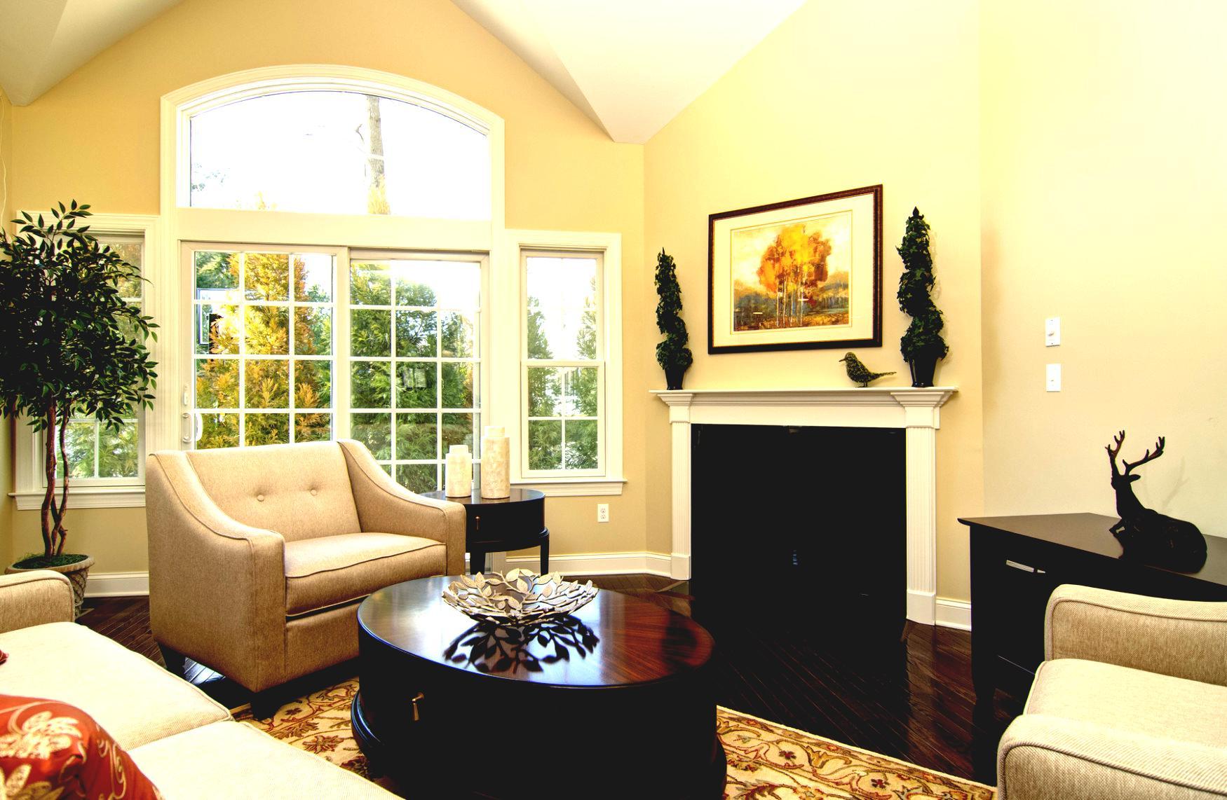 Warm Paint Colors Living Room