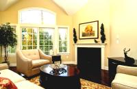 Warm Paint Colors Living Room