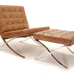 Barcelona Chair Leather Diy Covers For Metal Folding Chairs Enjoy Every Second Of Your Life With Dimension