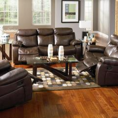 Grey And White Corner Sofa Large Leather Reclining Sectional Distressed | Homesfeed