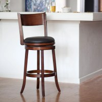 Kitchen Counter Stools with Backs Selection Guide | HomesFeed
