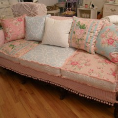 Rose Sofa Slipcover Simcoe 2 Pc Queen Bed Sectional Upgrade Your Interior Look With Painting Fabric Furniture ...