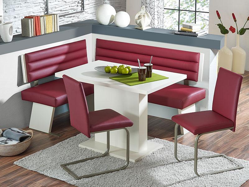 Corner Breakfast Nook Furniture Displays Hot Place to