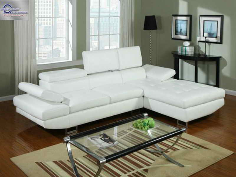best sectional sofa for the money that will stun you homesfeed shiloh white 2pc sectional sectionals