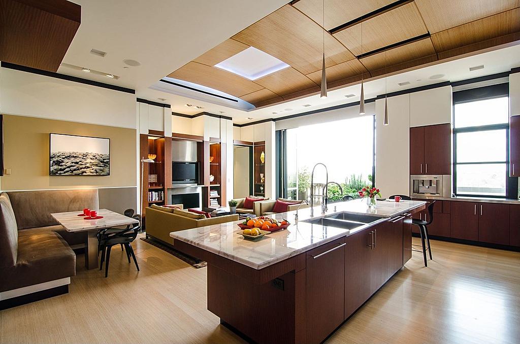 Penthouse In Atlanta Perfect Retreat To Enjoy Urban Life
