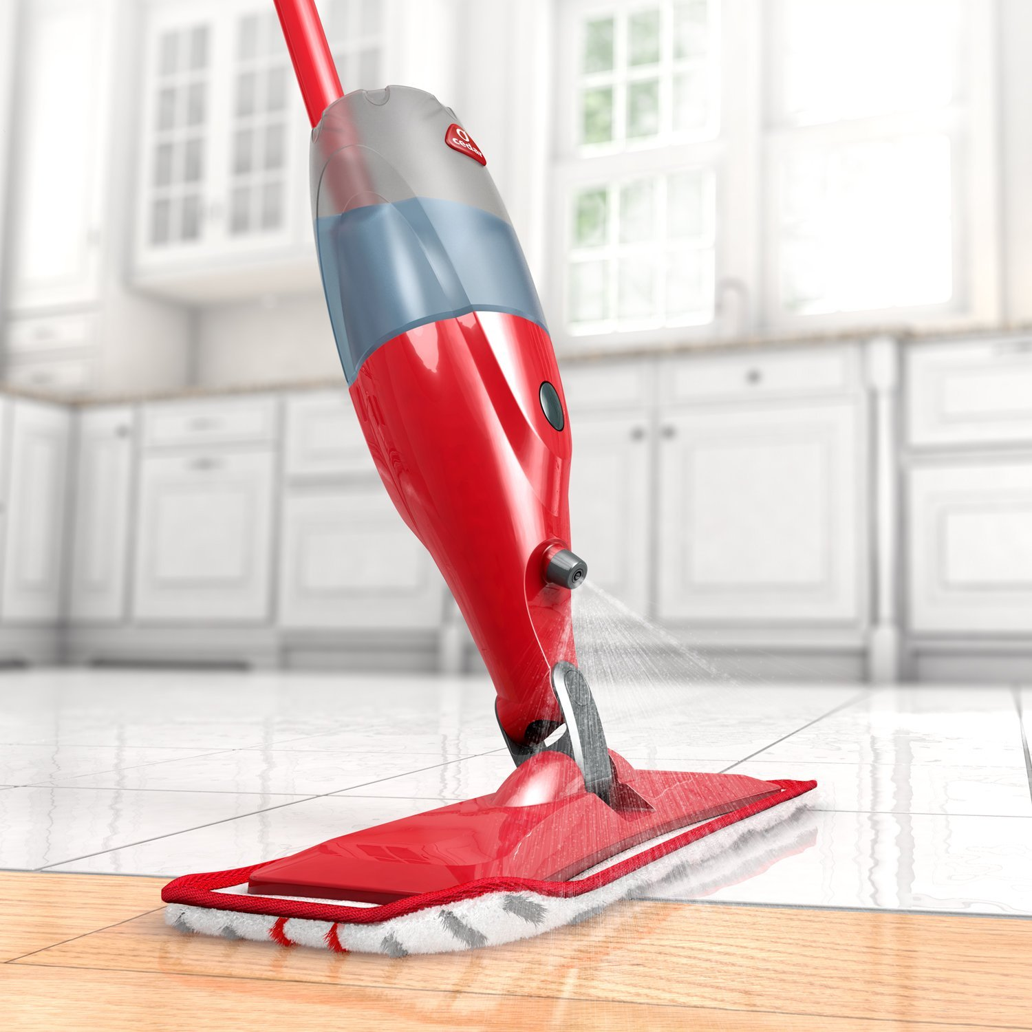 Four Best Mops for Hardwood Floors  HomesFeed