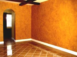 Faux Finishes for Walls – HomesFeed