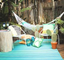 Recycled Plastic Outdoor Rugs Environmentally Friendly