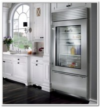 Stylish Design of Glass Door Refrigerator Residential that ...