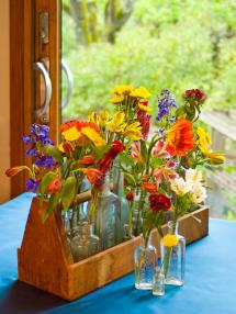 Home Flower Arrangements Ideas