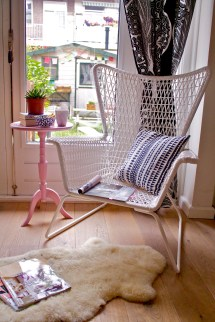 Boost Bookish Profile With Cozy Reading Chair Idea
