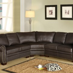 Big Living Room Sectionals Modern Armchairs For Distressed Leather Sectional | Homesfeed