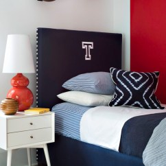 Red Black And Silver Living Room Ideas Decorating Narrow With Fireplace Twin Headboard For Decorative Practical Values | Homesfeed