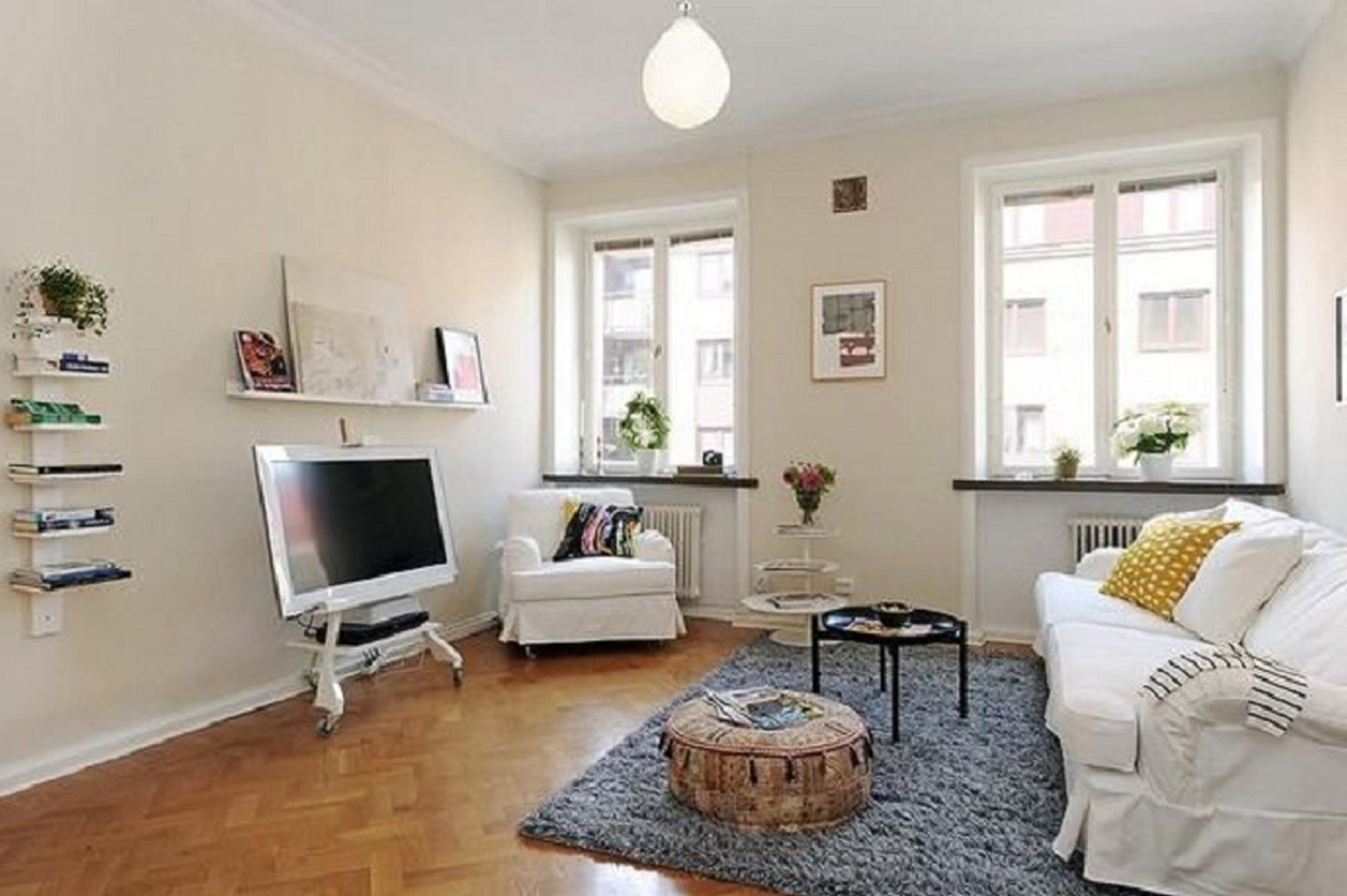 Apartment With Small Living Room Design  HomesFeed