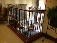 Handrails for Stairs Interior | HomesFeed